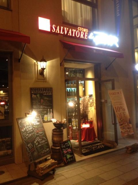 SALVATORE CUOMO & BAR すすきの【正社員】の画像・写真
